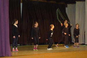Rope-Skipping Gruppe