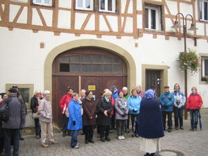 Albvereinssenioren in Eppingen
