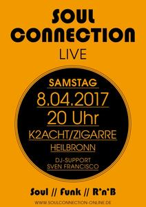 Soul Connection - April-Soul in der Zigarre K2Acht