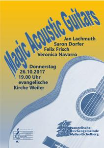 Magic Acoustic Guitars