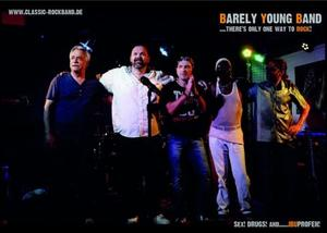 Barley Young Band