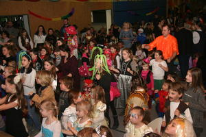 SCA Kinderfasching am 4. Februar 2018