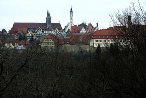 MICHELBACHER WANDERN IN ROTHENBURG OB DER TAUBER
