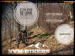 SV Morsbach Mountainbike Training