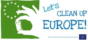 Let's Clean Up Europe!