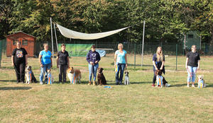 3. Rally Obedience Turnier 15.09.2018