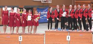 .und 2.Platz beim Achalm Dance Cup für Dancers Spotlight und The Final Movement in Mössingen!!