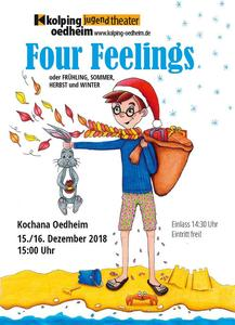 Four feelings, Jugend macht Theater