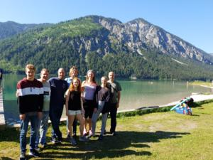 WLT-Jugend-Event am Plansee