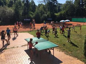 Tennis-Sommercamp