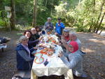 1. Tag - Unser traditionelles Picknick