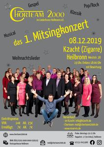 The Very Best Time of Year - Das Konzert mit Mitsinggarantie!