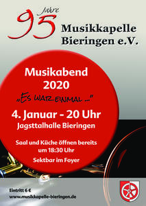 Musikabend 2020