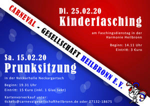 Kinderfasching in der Harmonie