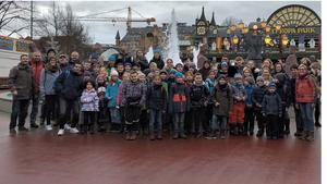 TSG WALDENBURG-KIDS GOES TO EUROAPARK