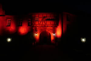 Night of Light - ganz geheimnisvoll Burg Stettenfels