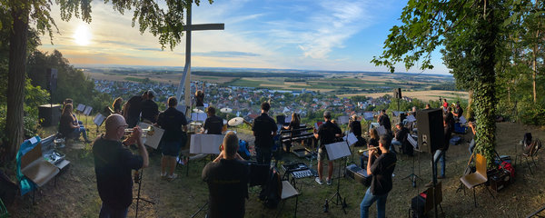 Top of the Mountain Konzert Dahenfeld