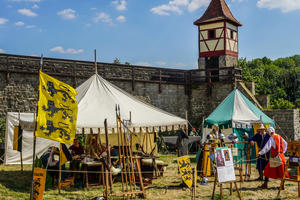 Aktionstag Roter Turm in Bad Wimpfen