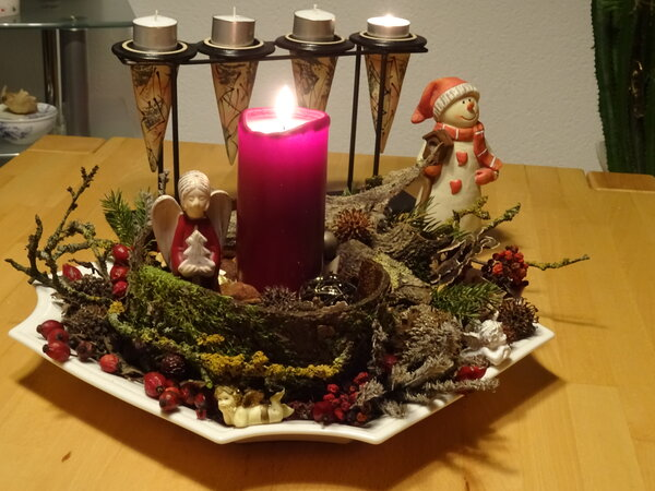 advent, besuch