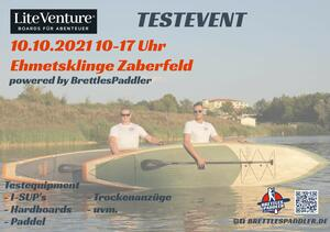 Stand up Paddle Board Testevent